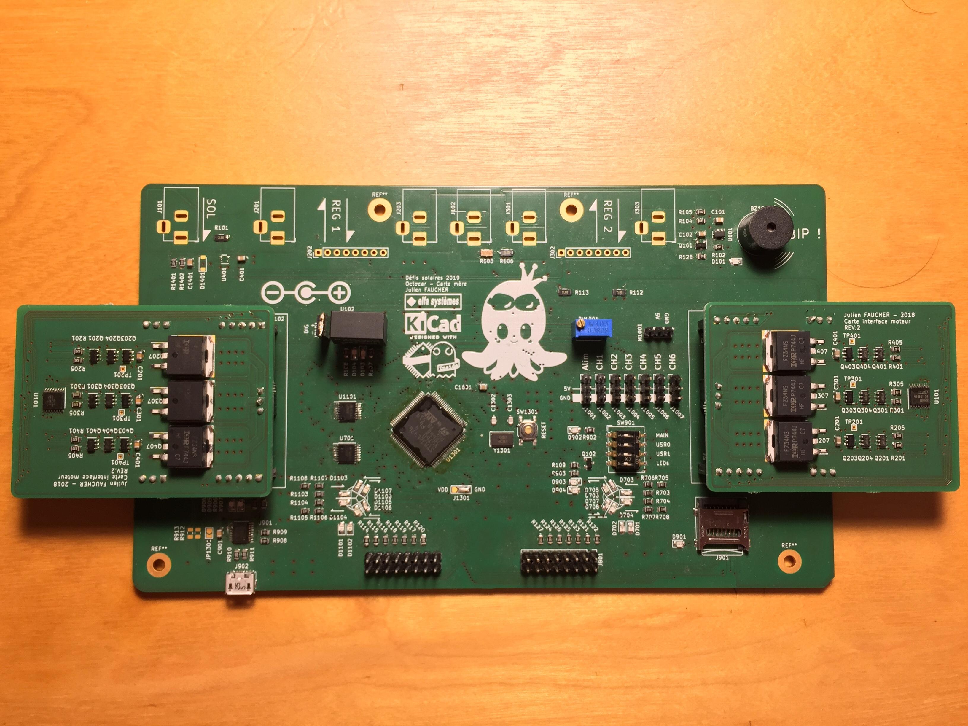 PCB assemblé